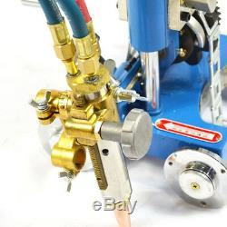 Manual Pipe Cutting Beveling Machine Torch Track Chain Cutter Beveler CG-211Y