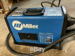 Miller Spectrum 875 DC Portable Plasma Cutter Welder Welding Cutting Torch Used