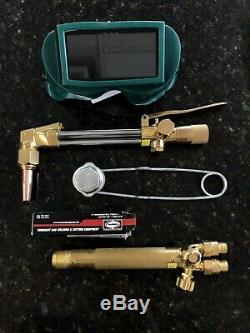 NEW HARRIS Cutting Welding Torch Set 72-3 Cutting Attachment Head 85 Handle Tip
