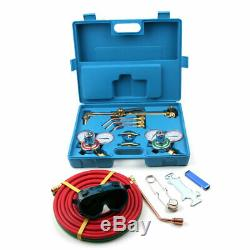 NEW Hiltex Victor Type Gas Welding and Cutting Kit Heating Portable Torch Handle