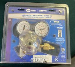 NEW SMITH MILLER 30-100-540 OXYGEN MEDIUM DUTY REGULATOR Cutting Welding Torch