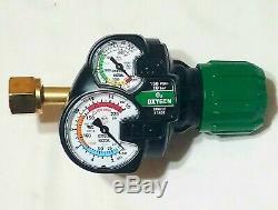 NEW VICTOR EDGE ESS4 Regulator Set 2.0 Oxygen Acetylene Cutting Welding Torch