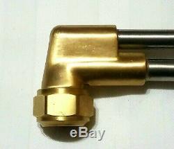 NEW VICTOR JOURNEYMAN Welding Cutting Torch Set CA2460 Attachment 315FC Handle