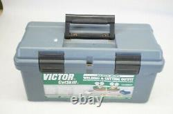 NOS Victor 0384-2600 Cutskill Heavy Duty Welding & Cutting Outfit Torch Kit