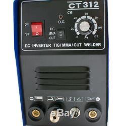 New 3in 1 Welder Welding Machine Cutting Torch Plasma Cutter TIG Stick Machine
