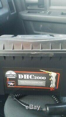 New Cobra Dhc-2000 Welding / Cutting Torch Standard Kit / Tig / Plasma
