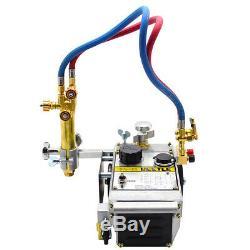 New Torch Track Burner Portable Metalworking Cutting Machine HK-12 110V Welding