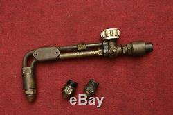 Original WW2 German Army Acetylene Cutting Welding Torch (Marked) Rare