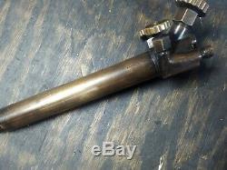 Oxweld C-58-2 Blowpipe Machine Cutting Torch Pipe Acetylene Welding USA Made