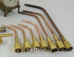 Oxy/Acetylene Welding/Cutting Torch Kit Airco Concoa