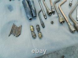 Oxy Acetylene Welding Cutting Torch & Tips Smith's, Victor, NTT Some New Estate Fi