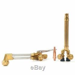 Oxygen/Acetylene Cutting Welding Set Victor Style CA1350, 100FC Torch Handle USA