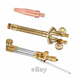 Oxygen Acetylene Welding Cutting Torch Set, Victor Style 300 series CA2460&315FC