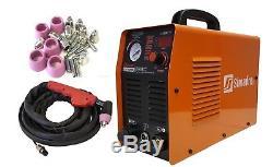 PLASMA CUTTER 25 CONS SIMADRE 50A 50RX 110/220V EASY 1/2 CLEAN CUT w 60A TORCH