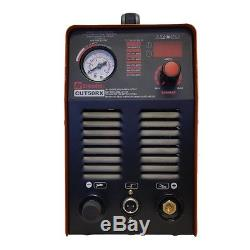 PLASMA CUTTER SIMADRE 50RX 110/220V 50 AMP EASY 1/2 CLEAN CUT w 60A TORCH