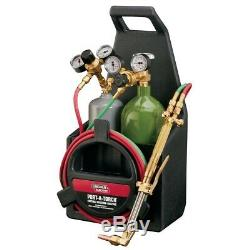 Part KH990, Lincoln Electric Co, Port A Torch Kit, Allows You To Cut, Weld & Braze