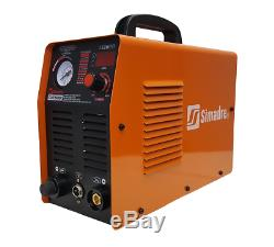 Plasma Cutter 60 Cons Simadre 50rx 110/220v 50 Amp 1/2 Cut Power Torch New