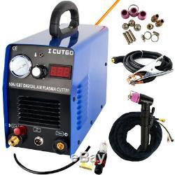 Plasma Cutter 60A Pilot Arc CNC compatible 14mm cut & WSD60P torch & consumables