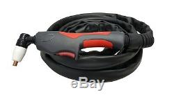Plasma Cutter Simadre 50rx 50a 220v Voltage 1/2 Clean Cut Handle Style Torch