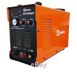 Plasmas Cutter Simadre Power 60sp 60amp Pilot Arc 3/4 Inch Cut Power Torch 2018