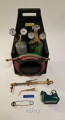 Portable Oxy Acetylene Welding/Cutting Torch Kit
