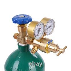 Professional Tote Oxygen Acetylene Oxy Welding Cutting Torch w tank Waterproof