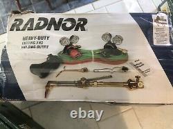 Radnor Cutting And Welding Torch Set