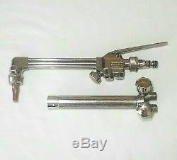 SMITH Cutting Welding Torch Set MC509 Attachment MW5 Handle MC12-2 Tip