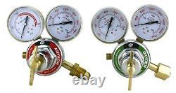 SÜA Oxygen and Acetylene Cutting, Welding & Heating Torch Set Medium Duty
