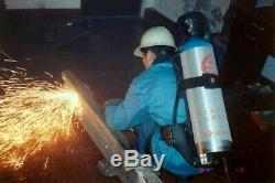 SUPACUT Oxygen Petrol Cutting Oxy Torch Set Cheaper Vs Acetylene Cut 4 Steel