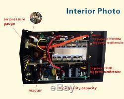 TOSENSE DIGITAL 50A CUT50 air Plasma Cutter cutting Machine 110/220V+Torches HOT
