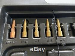 The HENROB 2000 Oxy-Aceletylene Welding & Cutting Gun Torch System VINTAGE NEW