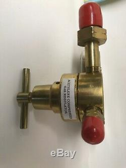 UNIWELD MR8211 Acetylene Regulator, Cutting / welding Torches With Hoses