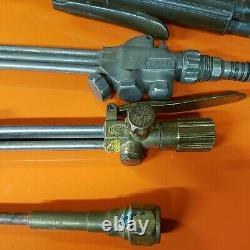 Union Carbide SMITHS HARRIS Cutting Torch WELDING BRAISING LOT OXY ACETYLENE