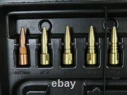 Unused Henrob 2000 Oxygen Oxy Acetylene Pistol Grip Welding Cutting Torch System