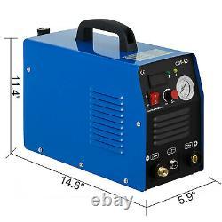 Upgrade DIGITAL CUT50 Inverter Air Plasma Welding Cutter Fit All Cut Torch