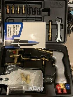Used Henrob 2000 Welding Cutting Torch Kit, Weld