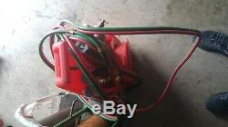 Used tanks 2 small welding cutting Oxygen Acetylene, tanks & torch NO Hoses