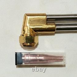 VICTOR CUTSKILL Cutting Welding Torch Set CA370-V Attachment WH370FC Handle Tips
