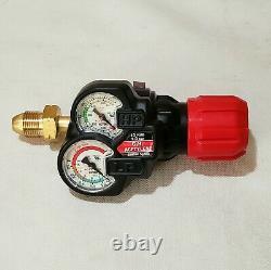 VICTOR EDGE 2.0 ESS32-15-510 Acetylene Regulator Cutting Welding Torch 0781-3628