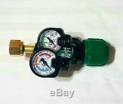 VICTOR EDGE 2.0 ESS32-150-540 Oxygen Regulator Cutting Welding Torch 0781-3626