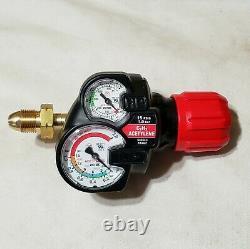 VICTOR EDGE 2.0 ESS42-15-510 Acetylene Regulator Cutting Welding Torch 0781-3602