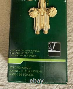 VICTOR HD310C Cutting Welding Torch Handle Heavy Duty High Flow 0382-0015 25DV27