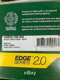 VICTOR REGULATOR SET OXYGEN ACETYLENE Edge ESS4 2.0 Cutting Welding Torch New