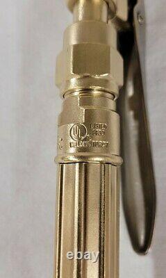 VICTOR WH26FC Oxygen Acetylene Welding Cutting Torch CA1350 Atch. 1-3-GPN Tip