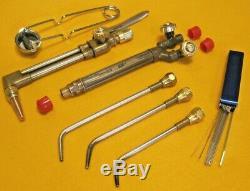 Victor J100 Light/Medium Duty Cutting Welding Brazing Torch Oxy Acetylene