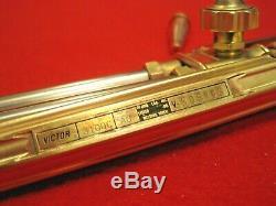 Victor J100C Light/Medium Duty Cutting Welding Brazing Torch Oxy Acetylene