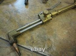 Victor Journeyman Edge 2.0 540/300 Welding/Cutting Torch Kit w Look