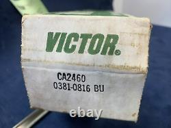 Victor Journeyman Welding Cutting Torch Set Ca2460