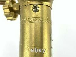 Victor MT204 Welding Tool Cutting Short Barrel Torch NICE